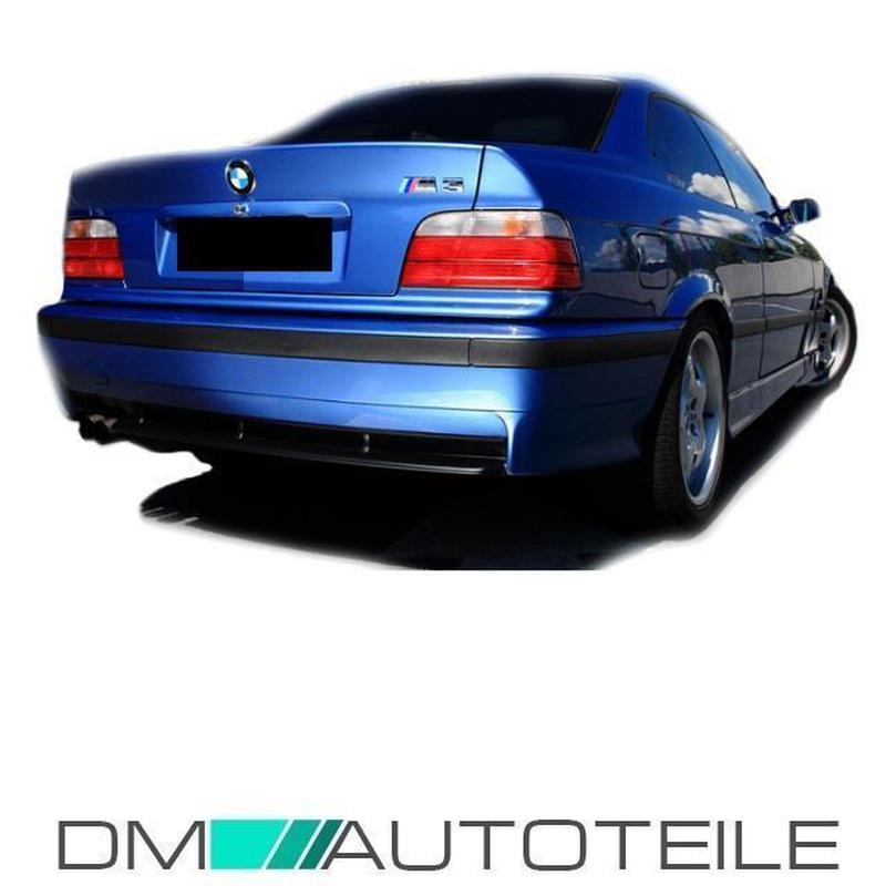 set bmw e36 sto stange bodykit 3 teilig front heck seite. Black Bedroom Furniture Sets. Home Design Ideas