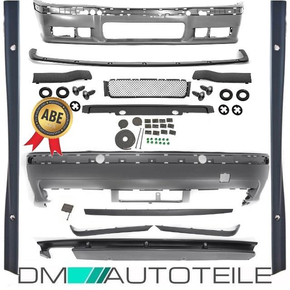 FULL SPORT BODYKIT BUMPER SET fits on BMW E36 ALL MODELS...