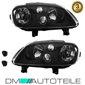 Set VW Touran Bj 03-06 + Caddy 04-10  Scheinwerfer...