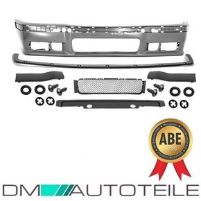 SPORT FRONT BUMPER FITS BMW E36 SEDAN TOURING COUPE...