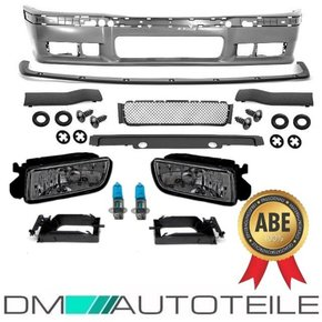 SPORT FRONT BUMPER fits ALL BMW E36 MODELS+GT SPOILER LIP...