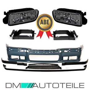 SPORT FRONT BUMPER fits on ALL BMW E36 MODELS +GT SPOILER...