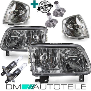 Set VW Polo 6N2 headlights 99-01 for headlamp beam height...