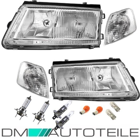 Set VW Passat 3B headlights left & right 97-00  for...
