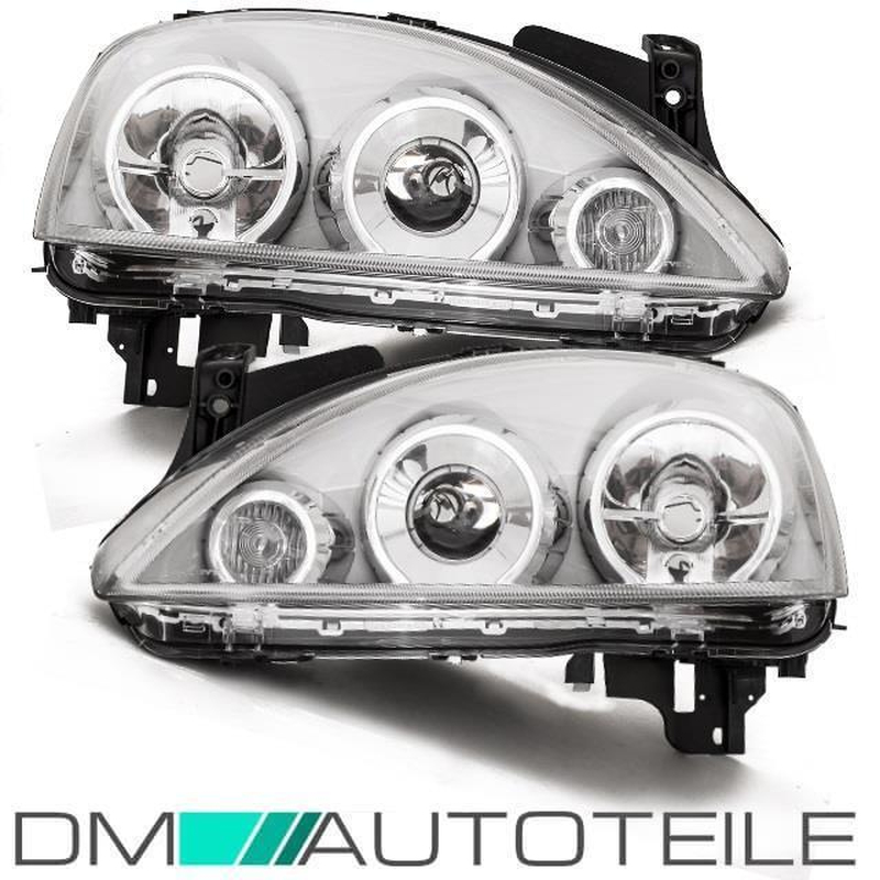 Vauxhall Corsa C /& Combo RH Side Standard Headlight *NEW*