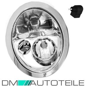BMW Mini Cooper R50 R51 R52 H7 H7 left headlight 01-04