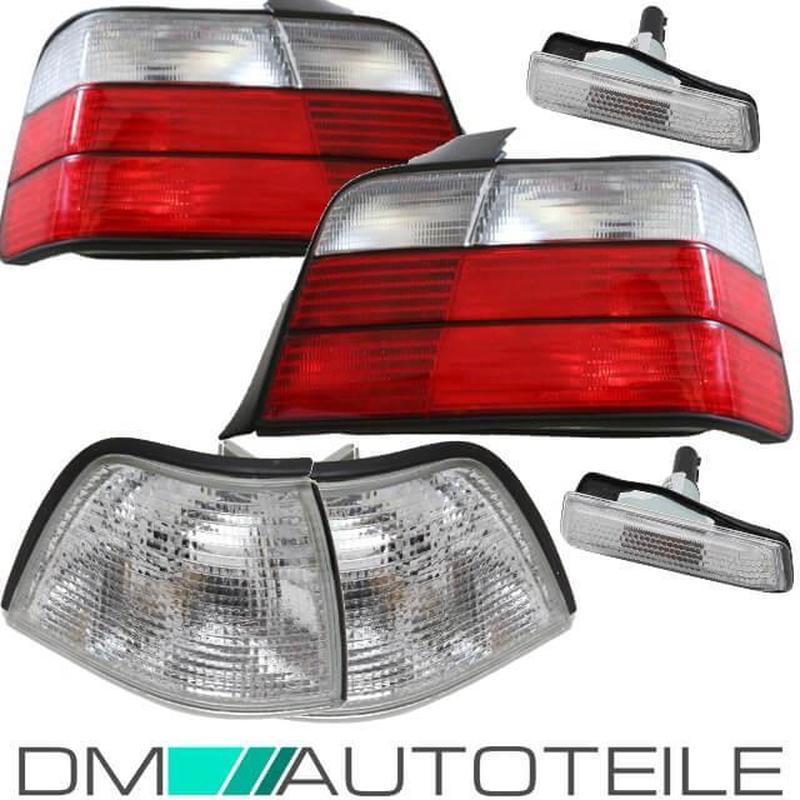 Blinkleuchte Frontblinker rechts wei/ß f/ür E36 Bj.90-99 Limousine Touring Compact