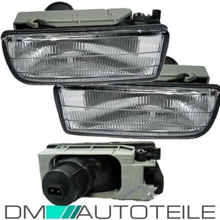 BMW E36 Cabrio Coupe Limousine Touring M3 Nebelscheinwerfer Smoke Black 91-99