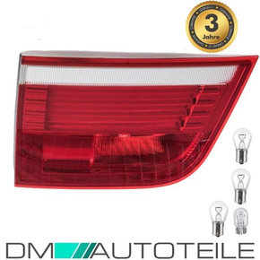 Set BMW X5 E70 LED Rear Light Left inner Side Red White...