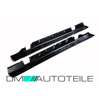 SET SIDE SKIRTS FITS ON BMW E46 SALOON WAGON SPORT PAKET+ACCESSOIRES FOR M-SPORT