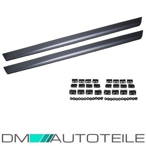 Set Side Skirts primed LH+RH fits on BMW E46 2/3 Doors...