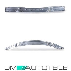 Aluminium reinforcement Front Bumper fits on all BMW E46...