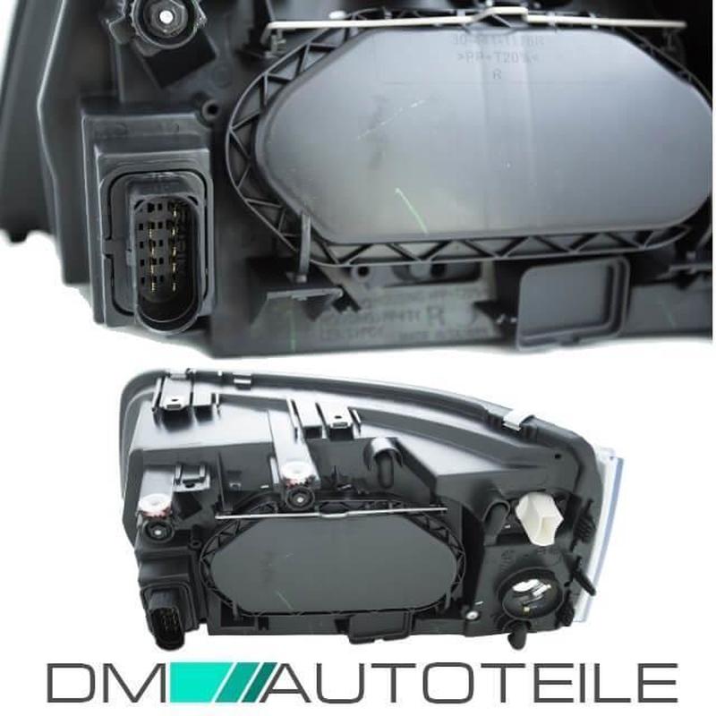 04.03-09.09 Scheinwerfer rechts T5//Multivan//Caravelle H7+H1+Motor Bj