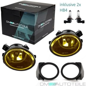 SET FOG LIGHTS FITS BMW E46 M3 M-TECH M SPORT M3 M5...