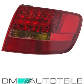 Audi A6 4F LED Avant rear lights right outer part...