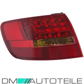 Audi A6 4F LED Avant rear lights left outer part...