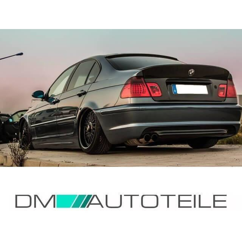 01-05 BMW E46 TOW HOOK COVER FRONT PAINTED BY YOUR COLOR
