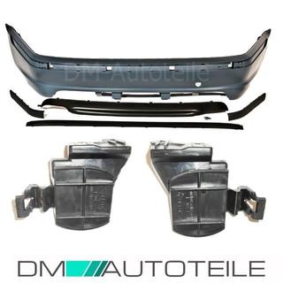 Set Bmw E46 M Stoßstange Hinten Für Pdc Limousine 01 05 M Technik Ii