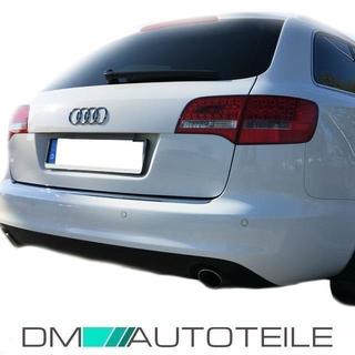 LEDS+Birnen KOMPLETT DM Autoteile A6 4F C6 Avant LED R/ückleuchte Au/ßen Rechts FACELIFT