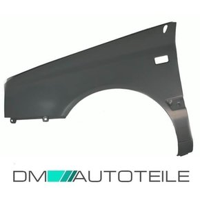 VW Golf III 3 Front left wing panel 91-95 + square...