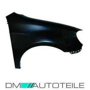 VW Golf VI left driverside wing panel steel 08-12
