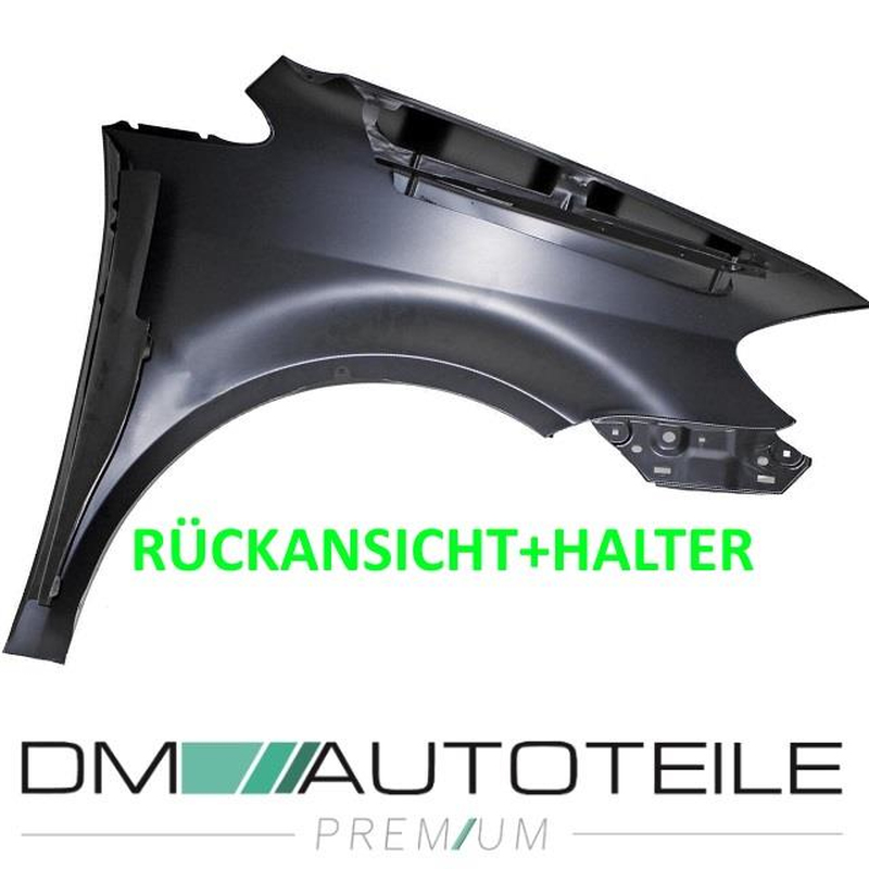 Kotflügel Fender links Volkswagen VW Caddy II Bj 04-/>/> mit Blinkerloch