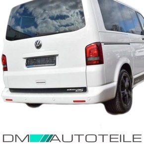 VW T5 GP Facelift Rückleuchte Links Klarglas Rot Smoke...