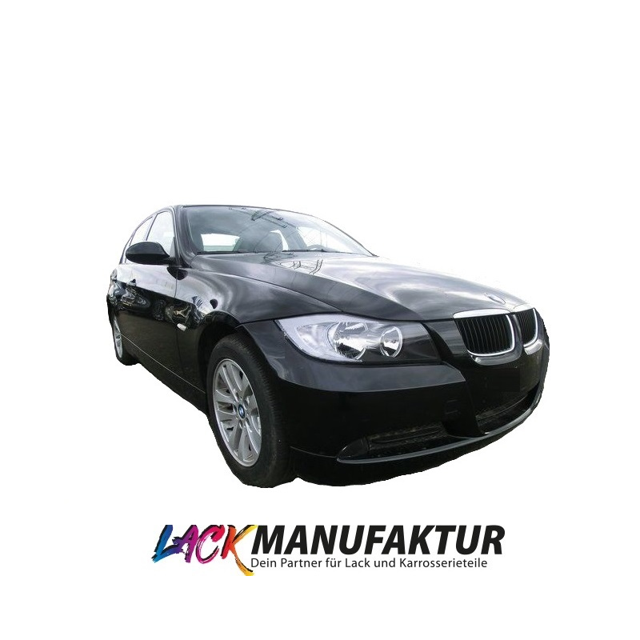 STOßSTANGE VORNE BMW 3ER E90-E91 2008-2012 LACK MIT WASCHDÜSEN UND EINPARKHILFE