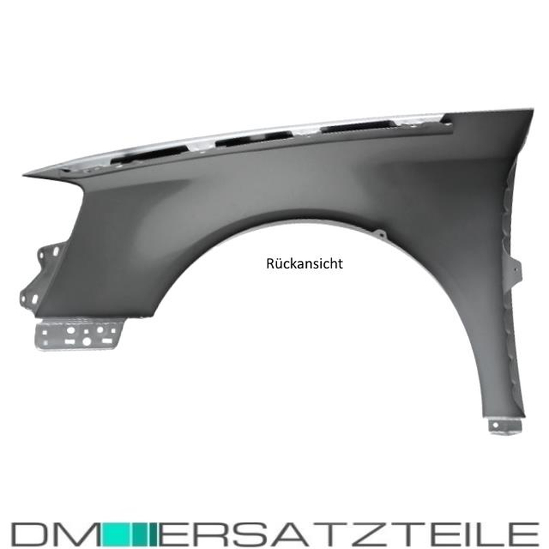 3C 2005-2010 ohne Blinkerloch Kotflügel Fender vorne links für VW PASSAT
