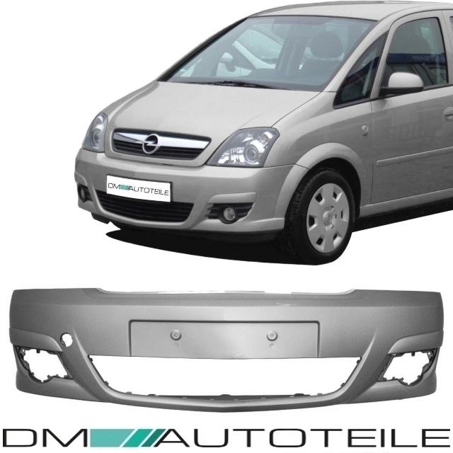 Opel Meriva Stoßstange Stoßfänger vorne 03-06 lackierfähig nur Benziner Modelle