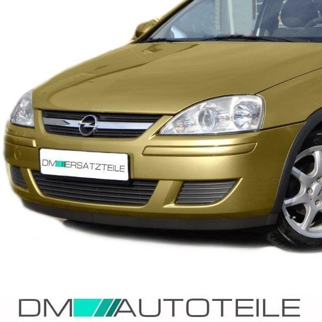 Opel Corsa C Schwarz M3 Elektrische Tür Seitenspiegel LED Blinker Grundplatten