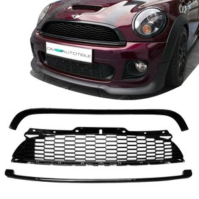 Mini Cooper R56 R57 R58 R59 Front Grille Replacement SET...