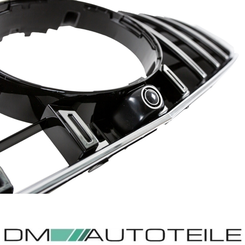 Sport-Panamericana Kühlergrill Chrom passend für Mercedes E C207 A207 Mopf 13-17
