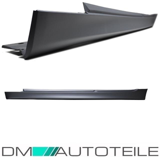SET SIDE SKIRTS ABS SALOON WAGON + ACCESOIRES FITS ON BMW E60 E61 M SPORT M5 KIT