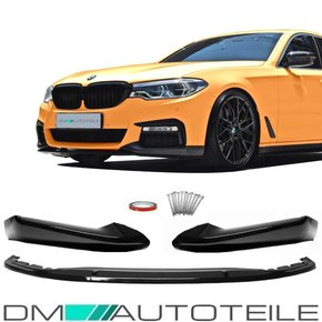 Frontspoiler Sport-Performance Black Gloss fits on BMW...