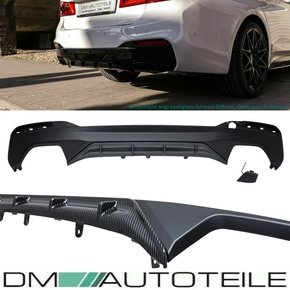 Sport-Performance Rear Diffusor Carbon Gloss fits on BMW...