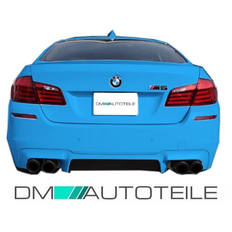 BMW F10 Year 10-13 EVO Sport Body Kit Bumper Front+ Rear + Skirts for PDC