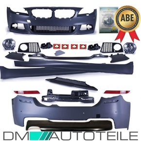 Bodykit Bumper complete SPORT ABS + Equipment for M-Tech...