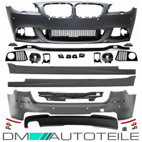 Estate Bodykit Sport Bumper Front+Rear +Skirts fits on...