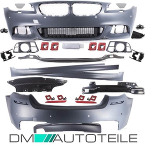 Saloon LCI 13-17 Sport Body Kit Front + Sides + Rear fits...
