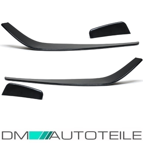 Mercedes A-Class W176 Spoiler Flaps + accessories for A45...