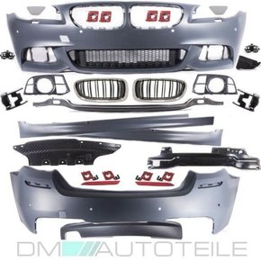 LCI Body Kit Bumper incl. Grille + accessories fits on...