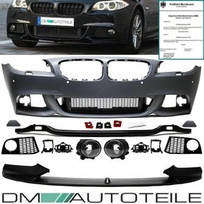 Performance Front Bumper +Front Spoiler Splitter ABS fits...