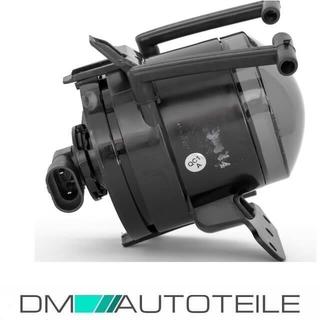 Set Sport Front Bumper black for headlamp washer / park