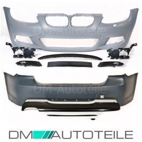 BMW E90 Sport Bumper Kit Set  ABS Year 08-11 Front +...