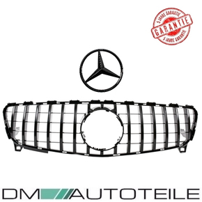 Sport-Panamericana Kidney Front Grille Black Gloss fits...