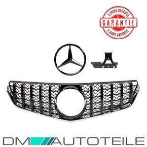 Sport-Panamericana GT Front Grille Black +Star fits...