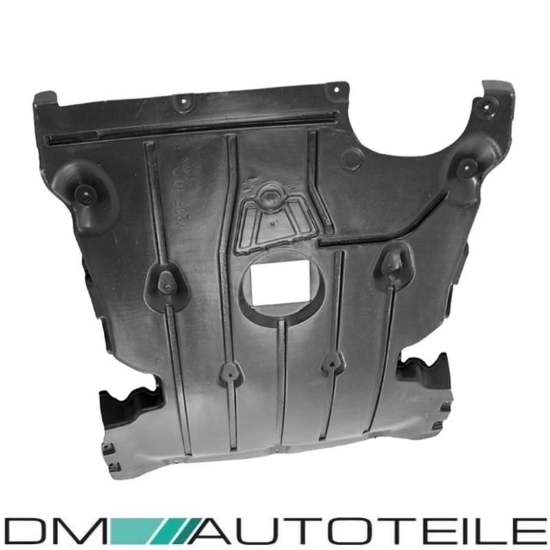 DM Autoteile Unterfahrschutz Unterbodenschutz passt f/ür 1er E81//E87 Bj 06-12