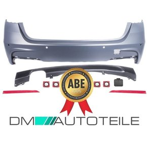 Wagon Estate Sport Rear Bumper PDC+Accessoires for...
