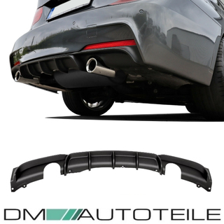 Bmw F30 F31 Rear Diffuser 335 Right Left Sport Performance For M